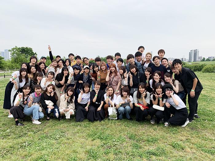 2019年淀川河川公園西中島地区でレンタルバーベキュー